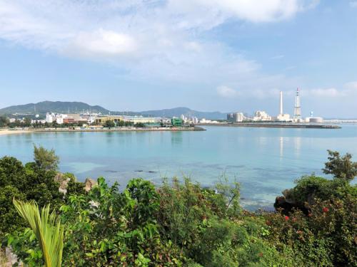 徒歩圏内に石川ビーチがございます!