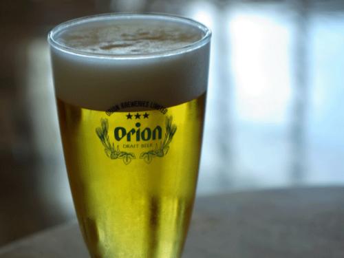 ここで飲むビールは美味しさ倍増でしょう!