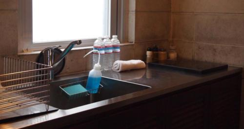 キッチン設備も充実しております!
